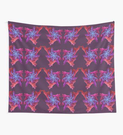 Heart chaos #fractal art Wall Tapestry