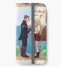 I'll always pick you iPhone Wallet/Case/Skin