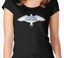 Peculiar Women's Fitted Scoop T-Shirt