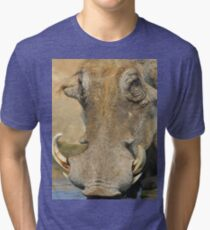 Warthog Pleasure - Quench of Life and Joy Tri-blend T-Shirt