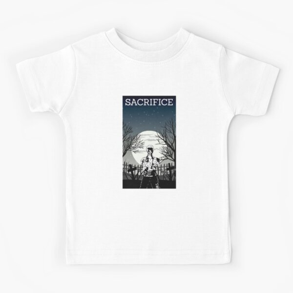 Zoro Sacrifice Straw Hat Pirates Kids T-Shirt