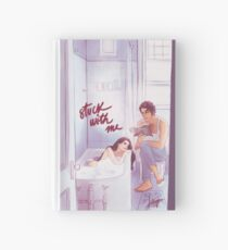 Stuck With Me Hardcover Journal