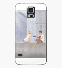 You Had Me At Hello Case/Skin for Samsung Galaxy