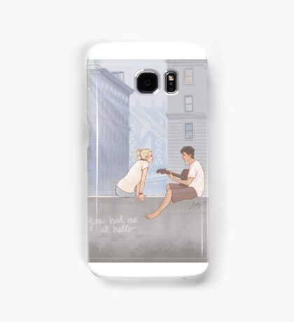 You Had Me At Hello Samsung Galaxy Case/Skin