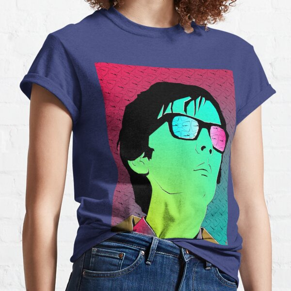 Rocky Horror Pop Art - The Hero Classic T-Shirt