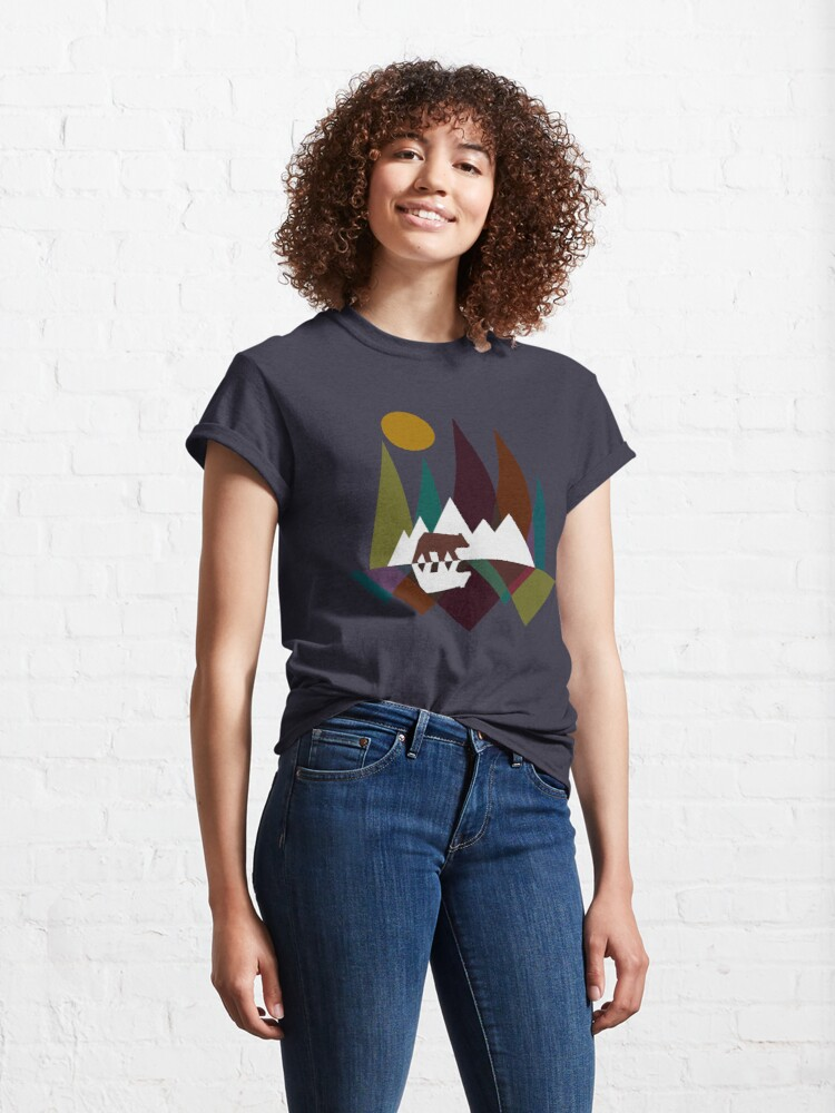 Alternate view of Bear Mountain Classic T-Shirt
