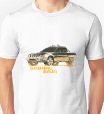 Subaru Baja Pickup Ute 2  Unisex T-Shirt