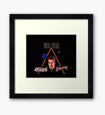 TOTAL RECALL - NES CLASSIC GAME Framed Print