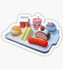 Tray Sticker