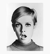 Twiggy + Oyster Photographic Print