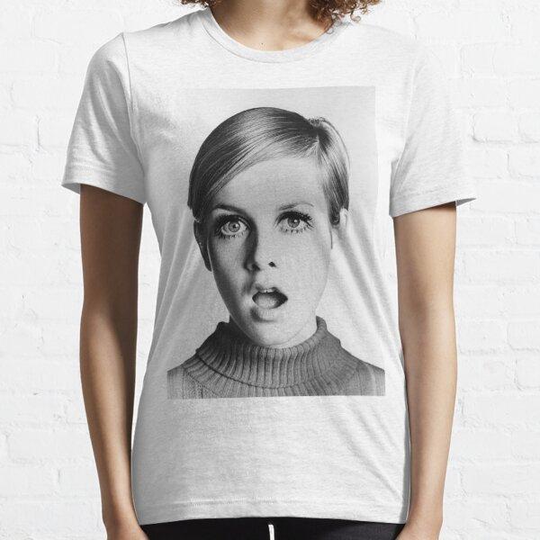 Twiggy + Oyster Essential T-Shirt