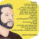 #SciComm100: Jeremy Friedberg by ScienceBorealis