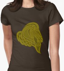 Whiterun Horse Womens Fitted T-Shirt