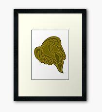 Whiterun Horse Framed Print