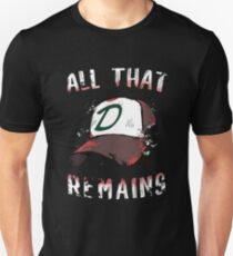 All That Remains Unisex T-Shirt