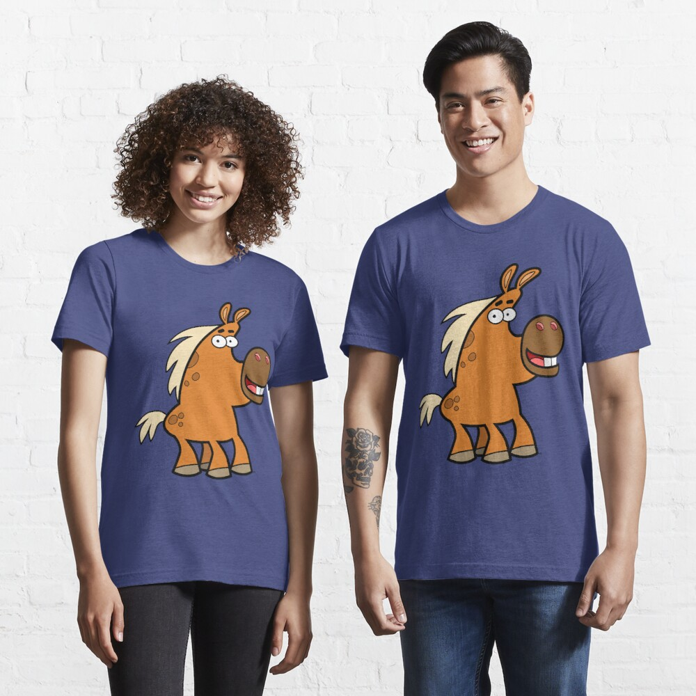 Cartoon Palomino Stud by Cheerful Madness!! Essential T-Shirt