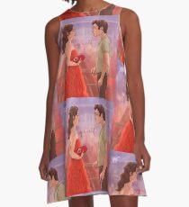My world A-Line Dress