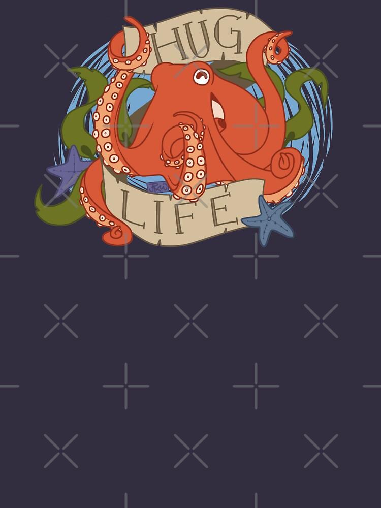 Octopus - HUG LIFE by jenrichards