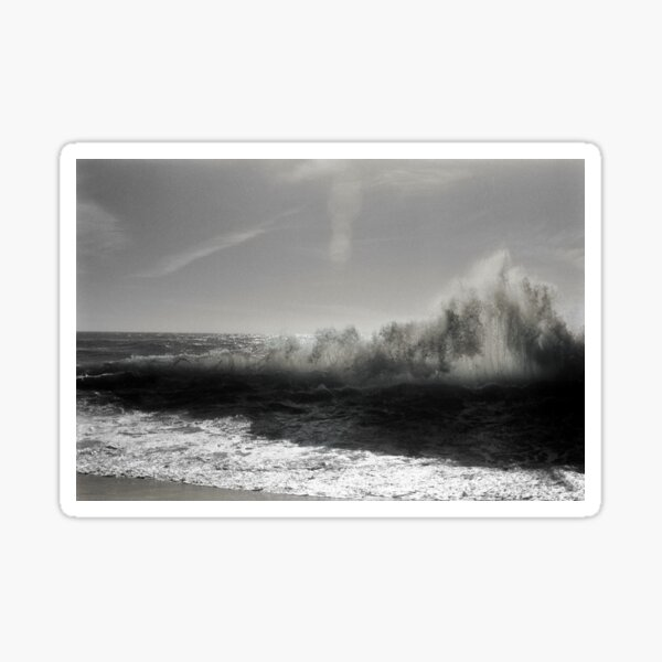 Wave–particle duality Sticker