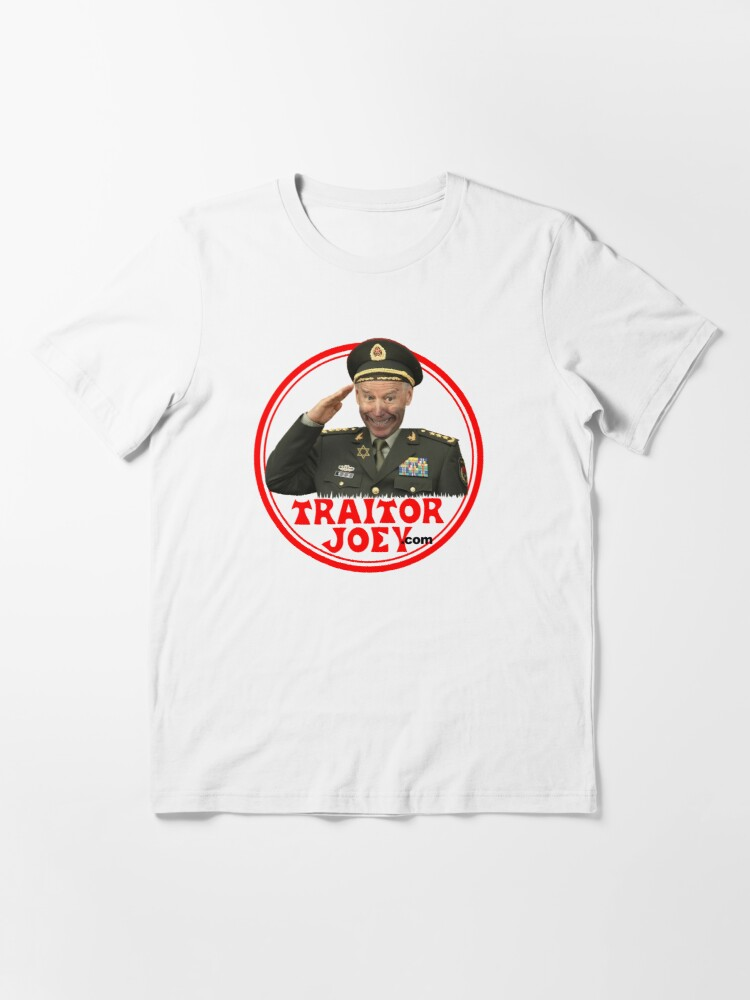 Alternate view of Traitor Joey Essential T-Shirt