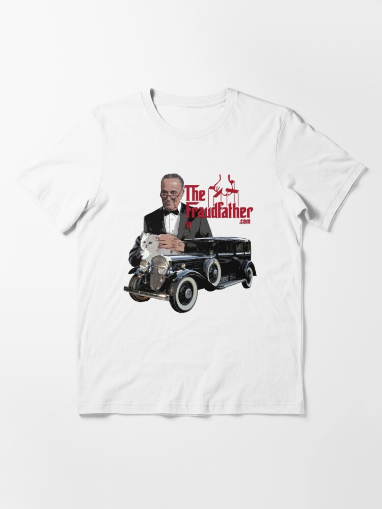 Alternate view of The Fraud Father Essential T-Shirt