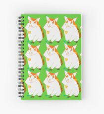 Hamsters  Spiral Notebook