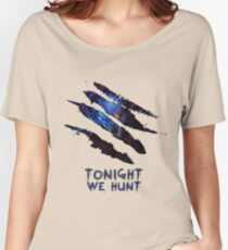 Tonight we hunt Rengar Women's Relaxed Fit T-Shirt