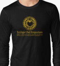 Eeylops Owl Emporium in Yellow T-Shirt