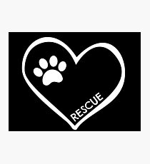 Rescue Photographic Print
