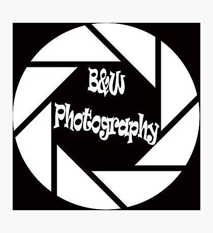B&W Photography Photographic Print