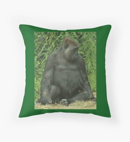 He don't want me no more Throw Pillow