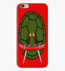 TMNT Raphael Shell Case iPhone Case