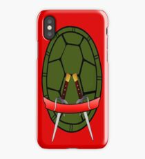 TMNT Raphael Shell Case iPhone Case