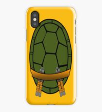 TMNT Michael Angelo Shell Case iPhone Case