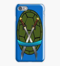 TMNT Leonardo Shell Case iPhone Case/Skin