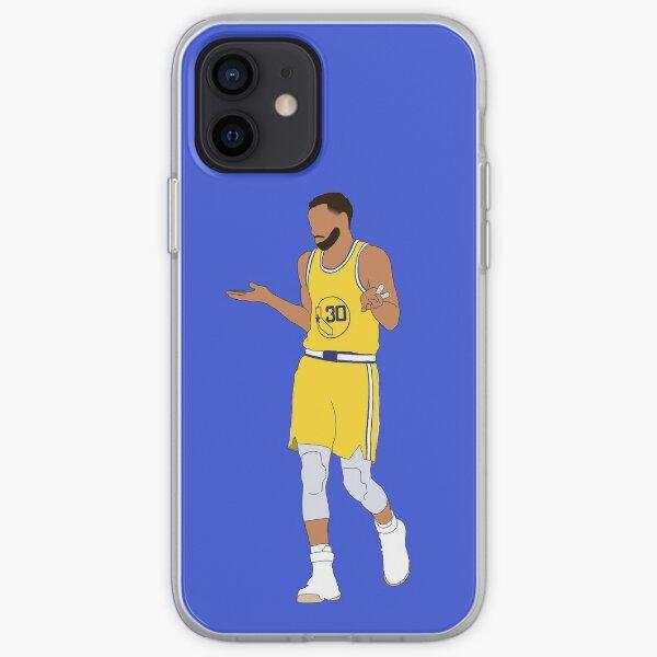 Steph Curry Shrug iPhone Soft Case