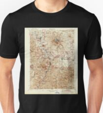 USGS TOPO Map California CA Dunsmuir 299341 1935 125000 geo T-Shirt