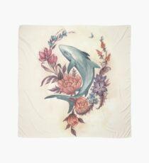 Floral Shark Scarf