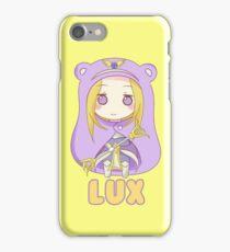 Lux Chibi iPhone Case/Skin