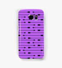 gosh i love arrows Samsung Galaxy Case/Skin