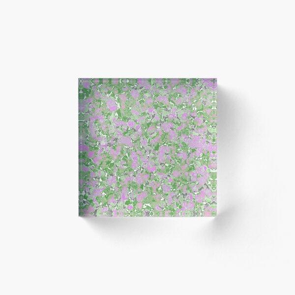 Magnolija Acrylic Block