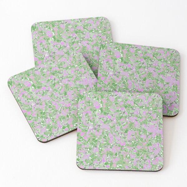 Magnolija Coasters (Set of 4)