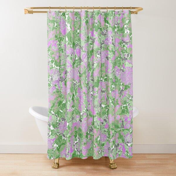 Magnolija Shower Curtain