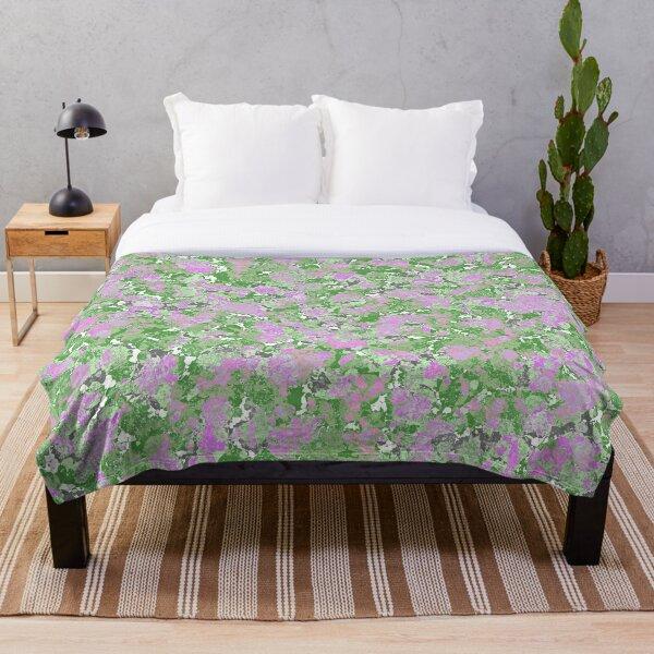 Magnolija Throw Blanket