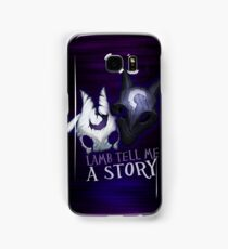 Lamb tell me a story Kindred Samsung Galaxy Case/Skin
