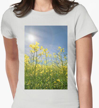 Sun Halo Over The Canola T-Shirt