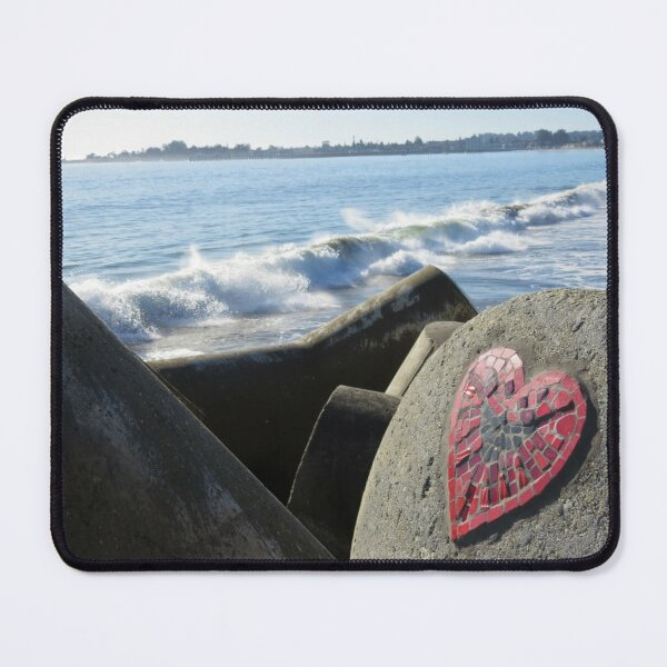 Seabright Beach Mouse Pad