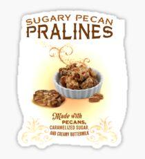 Sugary Pecan Pralines Sticker