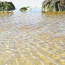 Waves below waves by Judi Rustage