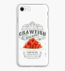 Louisiana Crawfish iPhone Case/Skin